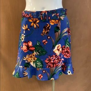 Band of Gypsies floral skirt